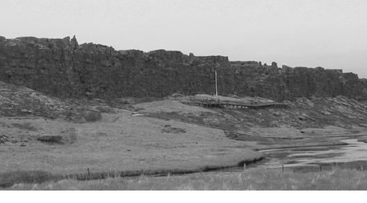 L'anfiteatro naturale di Þingvellir