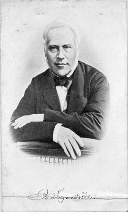 Ritratto di Jón Sigurðsson