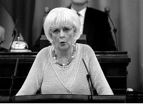 Il Primo Ministro Jóhanna Sigurðardóttir